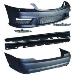 KIT CARROCERIA W221, 05-11, INCL. LUCES DIURNAS
