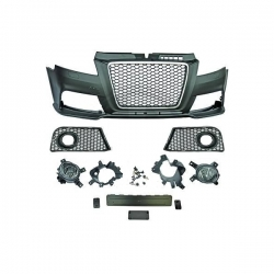 PARAGOLPES AUDI A3 LOOK RS3, 08-12.