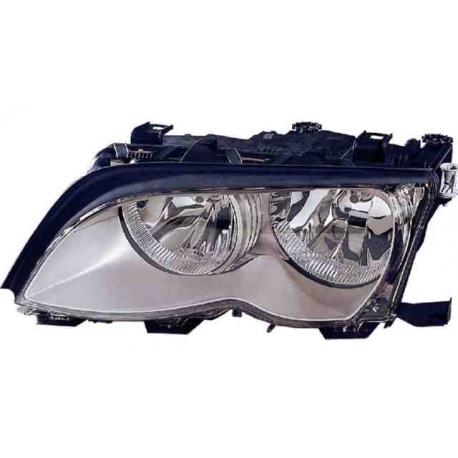 Faros Delanteros Para Bmw Serie 3 E46 4p Touring 01 0