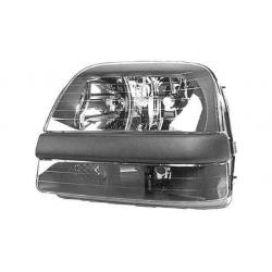 Faros delanteros con antiniebla para FIAT DOBLO