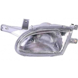 Faros delanteros con regulacion manual para HYUNDAI ACCENT (97-00)