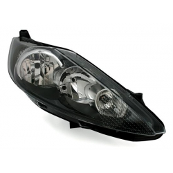 FAROS FORD FIESTA MK7. COLOR NEGRO.