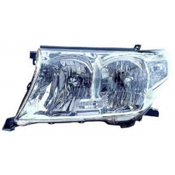 Faros delanteros con regulacion manual para TOYOTA LAND CRUISER (FJ200) (07-08)