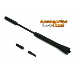 ANTENA UNIVERSAL CURTA EXTENSIVEL