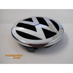 LOGO FRONTAL VOLKSWAGEN PARA GOLF 5, TOURAN Y POLO (05-) . ORIGINAL