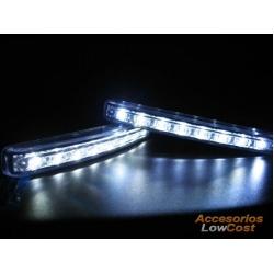 KIT LUZ DIURNA UNIVERSAL DE 8 LEDS