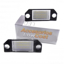 PLAFON DE MATRICULA LED FORD FOCUS MK2 (04-08) Y C-MAX (03-10)