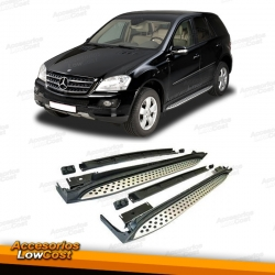 ESTRIBERAS LATERALES MERCEDES W164 (05-11)