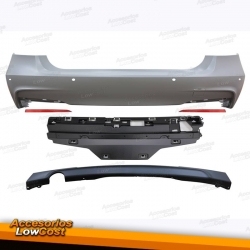 PARAGOLPES TRASERO BMW SERIE 3 F30 CON PDC (BERLINA)