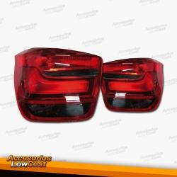 PILOTOS TRASEROS LED ROJO AHUMADO BMW SERIE 1 F20/21