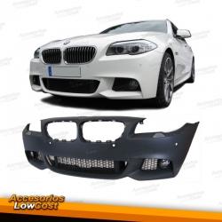 PARAGOLPES DELANTERO M-TECHNIC BMW SERIE 5 F10 / F11 CON PDC Y LAVAFAROS
