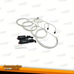 KIT OJOS DE ANGEL CCFL PARA BMW E46 COMPACT