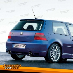 ALERON TRASERO ABS VW GOLF 4 LOOK R32
