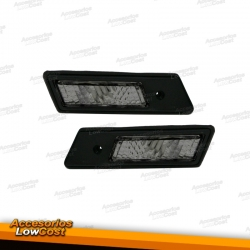 INTERMITENTE LATERAL AHUMADO BMW E36 90-96 BASE NEGRA