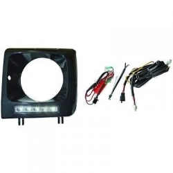 KIT LUCES DIURNAS LOOK AMG ESPECIFICAS MERCEDES CLASE G W463 (90-12)