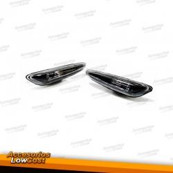 INTERMITENTES DE ALETA FONDO NEGRO PARA BMW E46 LIMO 01-05, E60 03-07, X3 03-10