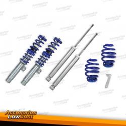 SUSPENSIONES ROSCADAS BLUELINE PARA BMW SERIE 3 E46 (98-07)