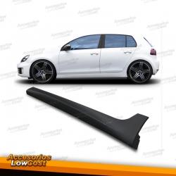 TALONERAS LOOK GTI VW GOLF 6 (5 PUERTAS) PLASTICO ABS