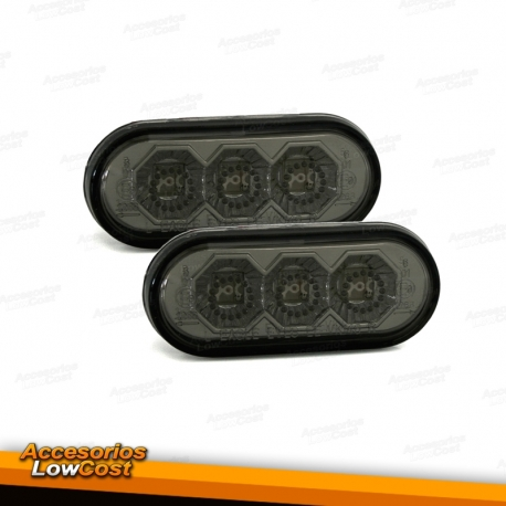 1 par Pilotos Lateral Intermitente Intermitentes laterales LED