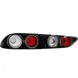 Pilotos traseros con fondo negro para Alfa Romeo 156 (98-03)