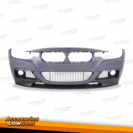 PARAGOLPES FRONTAL LOOK DEPORTIVO PARA BMW SERIE 3 F30 2011-