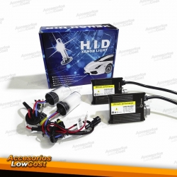 KIT DE XENON PROFESIONAL H9 CON CAN-BUS