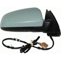 ESPEJO RETROVISOR ELECTRICO ABATIBLES ELECTRONICAMENTE PARA AUDI A4 B6 (1/00-12/04).