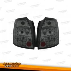 PILOTOS A4 B6 AVANT 01-04 LED CRISTAL AHUMADO