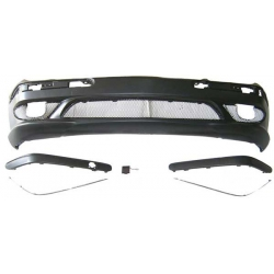 PARAGOLPES FRONTAL MODELO AMG PARA MERCEDES CLASE C W203 BERLINA Y TOURING (07/00-03/04)