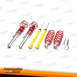 KIT SUSPENSIONES ROSCADAS VOLKSWAGEN GOLF 7