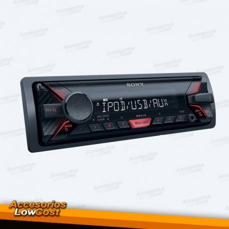RADIO 1 DIN SONY DSX-A200UI USB AUX IPOD