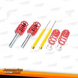 KIT SUSPENSIONES ROSCADAS AUDI A4 B8 11/2007 -
