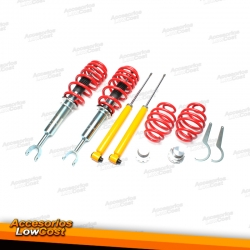 KIT SUSPENSIONES ROSCADAS AUDI A6 4B 03/1998 - 05/2005