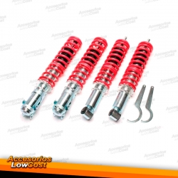 KIT SUSPENSIONES ROSCADAS VOLKSWAGEN POLO 09/1994 - 09/1999