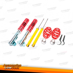 KIT SUSPENSIONES ROSCADAS BMW SERIE 3 E36 06/1992 -