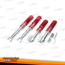 KIT SUSPENSIONES ROSCADAS MITSUBISHI LANCER EVO 7, 8, 9