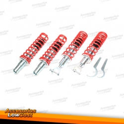 KIT SUSPENSIONES ROSCADAS HONDA CIVIC 1991 - 2000