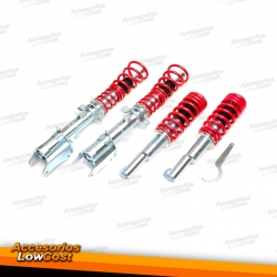 KIT SUSPENSIONES ROSCADAS ALFA 147 01/2001 - 05/2010