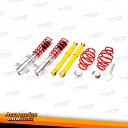 KIT SUSPENSIONES ROSCADAS OPEL VECTRA 2002 - 2008