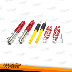 KIT SUSPENSIONES ROSCADAS OPEL AGILA 2008 -