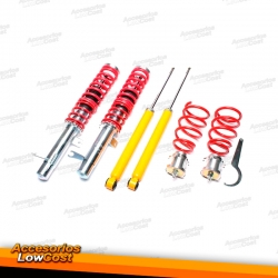 KIT SUSPENSIONES ROSCADAS FORD FOCUS 1998 - 2004