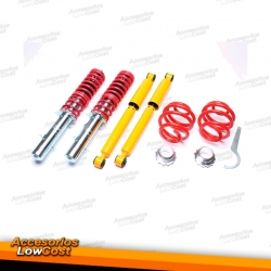 KIT SUSPENSIONES ROSCADAS SEAT LEON 2001 - 2006