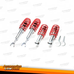 KIT SUSPENSIONES ROSCADAS AUDI A6 QUATTRO, S6, RS6 4B
