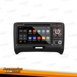 RADIO 2 DIN GPS ANDROID 5.1 PARA AUDI TT 2006-2012 USB DVD