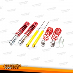 KIT SUSPENSIONES ROSCADAS SEAT AROSA 1997 - 2004