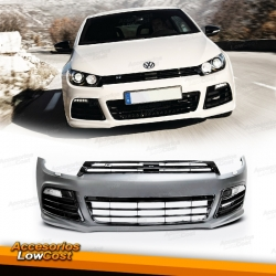 PARAGOLPES DELANTERO LOOK R PARA VW SCIROCCO 08-14 CON PDC Y LUZ DIURNA