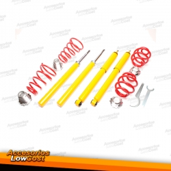 KIT SUSPENSIONES ROSCADAS BMW SERIE 3 E30 11/1982 - 01/1991