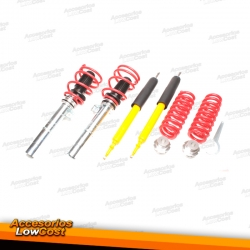 KIT SUSPENSIONES ROSCADAS BMW SERIE 1 E82 2004 -