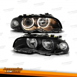 FAROS OJOS ANGEL BMW E46 COUPE/CABRIO, (04/99-03/03)