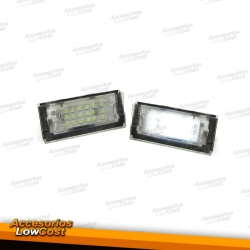 PLAFON DE MATRICULA LED PARA BMW E46 BERLINA TOURING 1998-2001